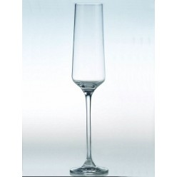 Οικονομικό κρυστάλλινο ποτήρι σαμπάνιας