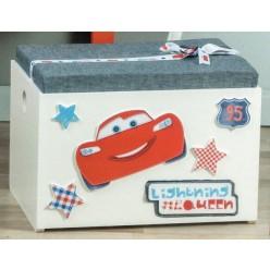 Ξύλινο Κουτί της Disney με τον Mc Queen