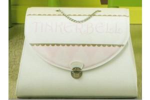 Δερμάτινη Βαλίτσα της Disney με την Tinkerbell