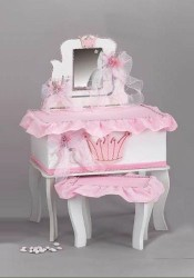 Βαπτιστικό κουτί με θέμα το στέμμα πριγκίπισσας