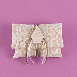 Μπομπονιέρα Γάμου Φάκελος με Διακόσμηση Ακρυλικό Σπιτάκι