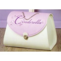 Δερμάτινη Βαλίτσα της Disney με την Cinderella