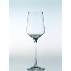 Οικονομικό κρυστάλλινο ποτήρι κρασιού