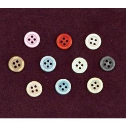Μικρά Κουμπιά με Τέσσερις Τρύπες