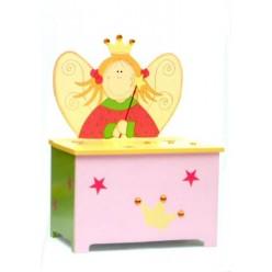 Βαφτιστικό κουτί νεραΐδα